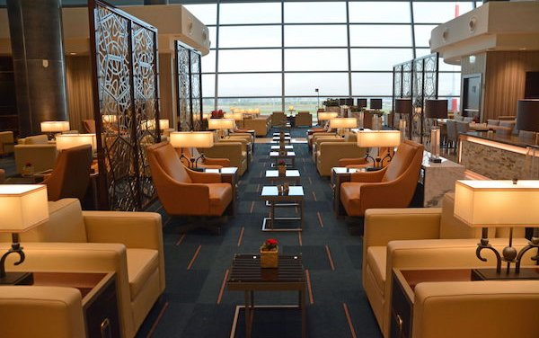 Emirates opens new lounge at Rome's International Airport