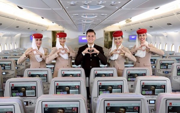 Emirates positive outlook for 2020