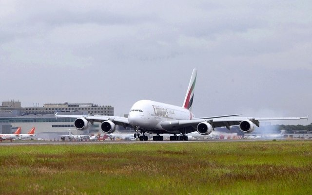 Emirates to receive 21 new Airbus A380s and 16 Boeing 777s worth $14.5bn