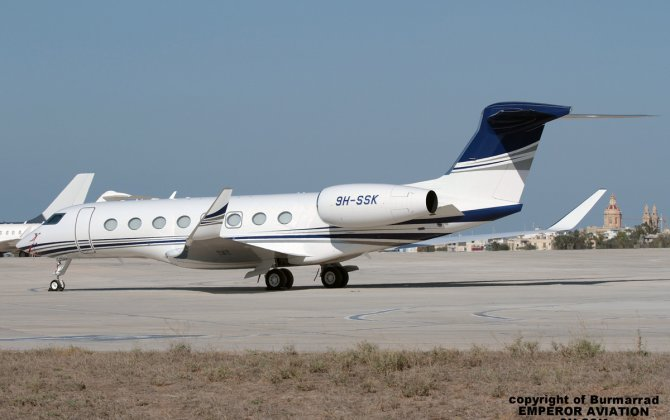 Emperor Aviation strengthens its fleet by the new Gulfstream G650