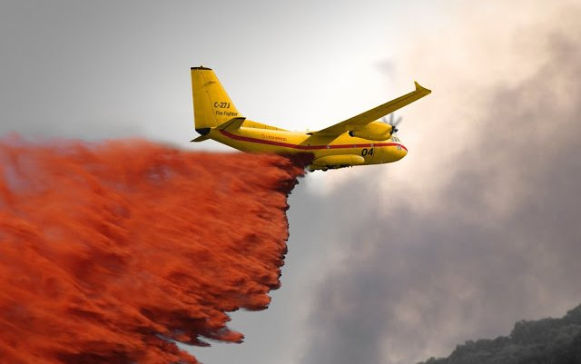 Enhanced Firefighting Configuration for Leonardo C-27J Aircraft to Expand Multirole Capabilities