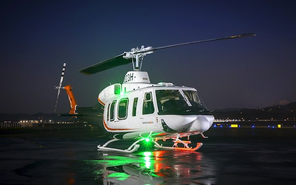 Erickson & Bell signed agreements to initiate transfer of type certificates for Bell 214st And B/B1 helicopters