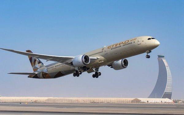 Etihad Airways accelerates transformation plan to mitigate impact of pandemic