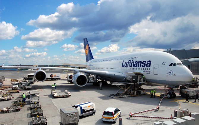 Etihad Airways Engineering awarded maintenance contract by Lufthansa