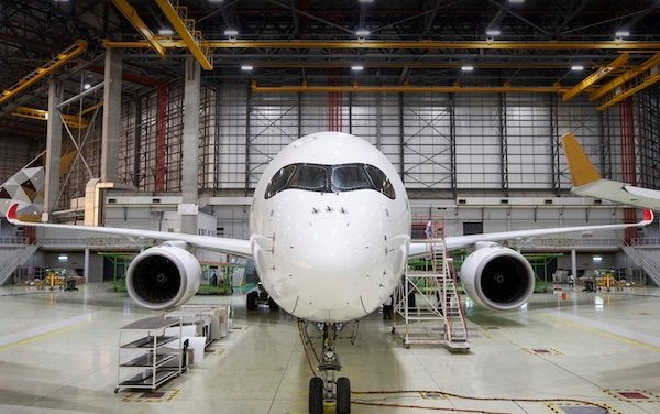 Etihad Airways Engineering expands extensive in-house capabilities with A350 MRO services