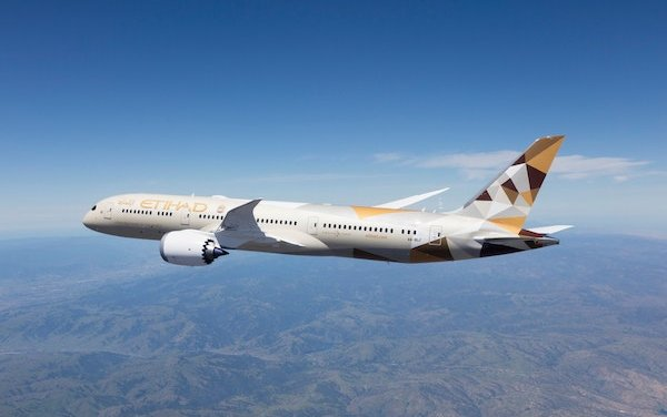 Etihad Airways increases number and frequency of special flights worldwide
