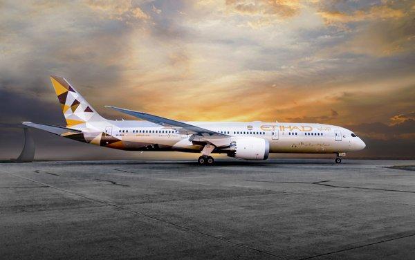Etihad Airways introduces 787-9 Dreamliner to its Casablanca service