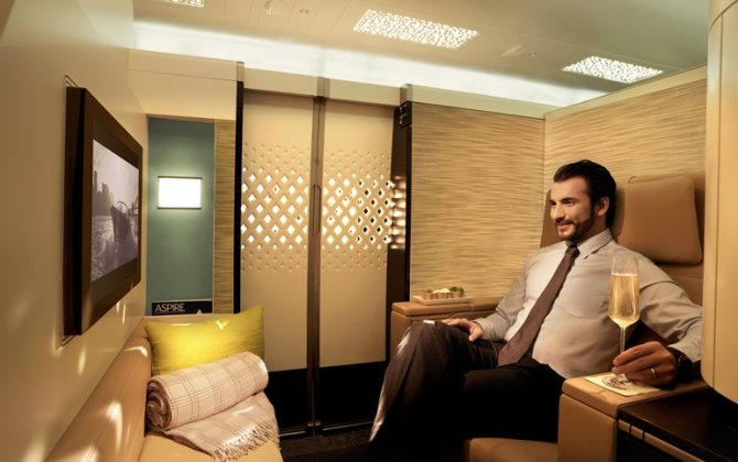 Etihad Airways named Business Airline of the Year at 2016 Business Travel Awards