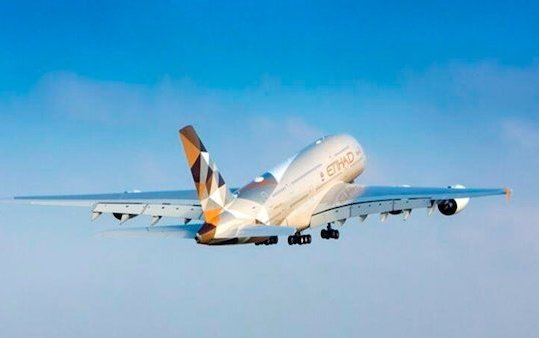 Etihad Airways reduces Carbon Footprint