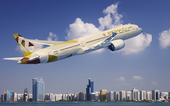 Etihad Airways Statement On U.S. Travel Restrictions