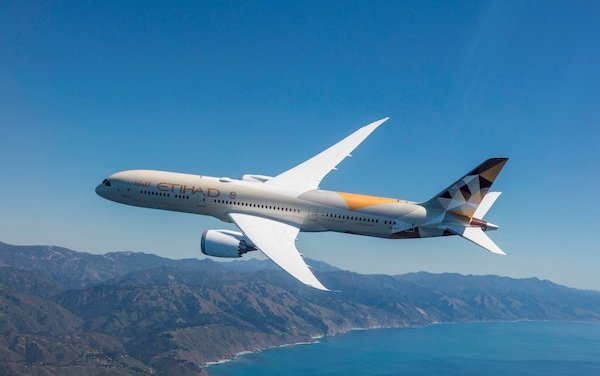 Etihad Airways to fly 787 Dreamliners to Jakarta and Maldives