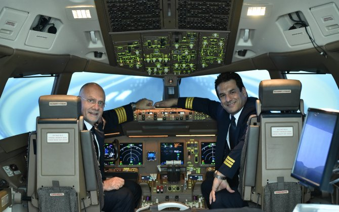Etihad Airways will shortly commence a pilot recruitment drive across Europe