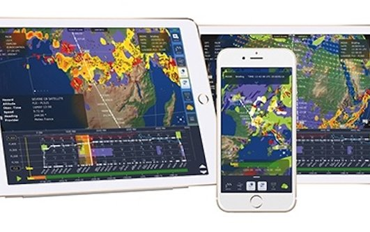 Etihad bolsters flight safety with SITAONAIR's eWAS Weather Awareness Solution
