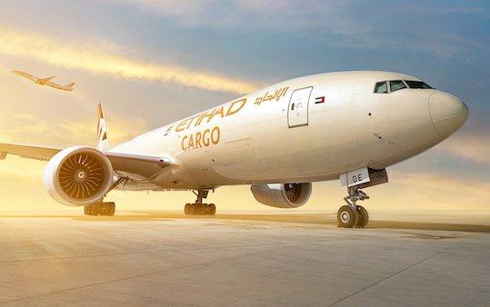 Etihad Cargo and CargoAi agree worldwide partnership