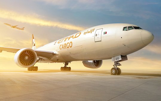 Etihad Cargo joins UNICEF Humanitarian Airfreight Initiative for Vaccine and Essential Medicare Response