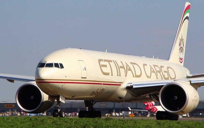 Etihad Cargo Records Biggest Monthly Uplift