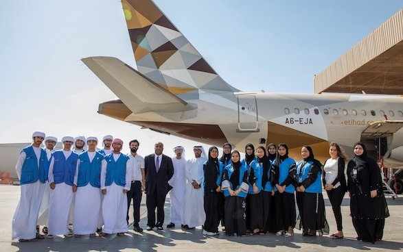 Etihad Engineering welcomes future scientists