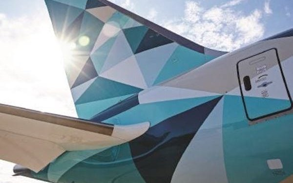 Etihad targets zero net carbon emissions by 2050