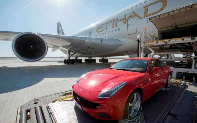 Etihad to help take your supercar on holiday
