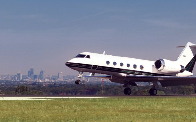 European Bizav Flying Hits the Brakes in October