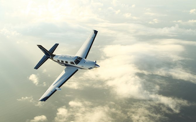 European debut of M600 begins at AERO Friedrichshafen