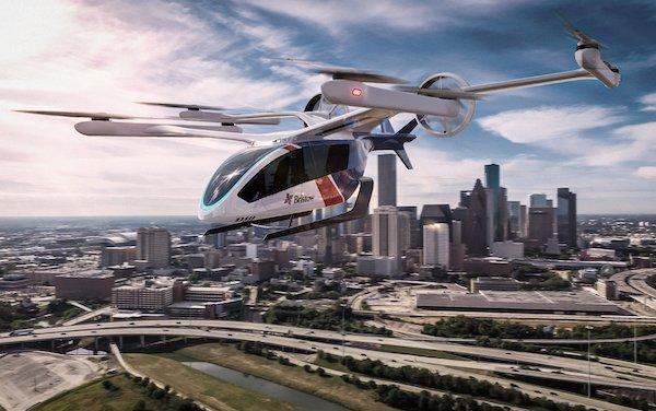 Eve and Bristow enter partnership to develop UAM capabilities