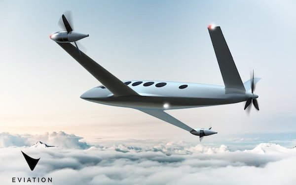 Eviation Selects magniX To Support Development Of First All-Electric Plane