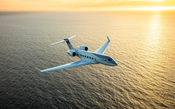 Exceeded expectations and better performance - Gulfstream G500 and G600