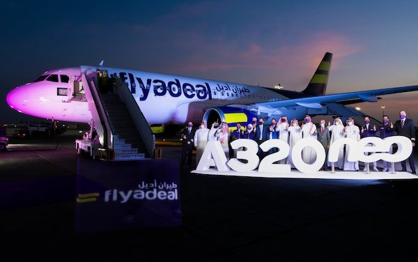 Exceeding growth expectations - flyadeal received initial trio of new A320neos