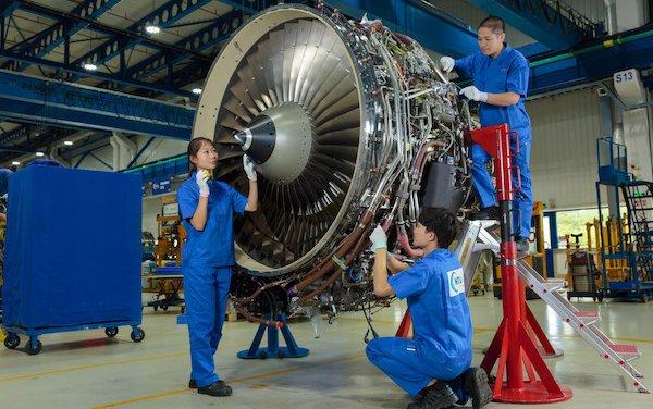 Exclusive CFM56-5B contract between MTU Maintenance and GoAir