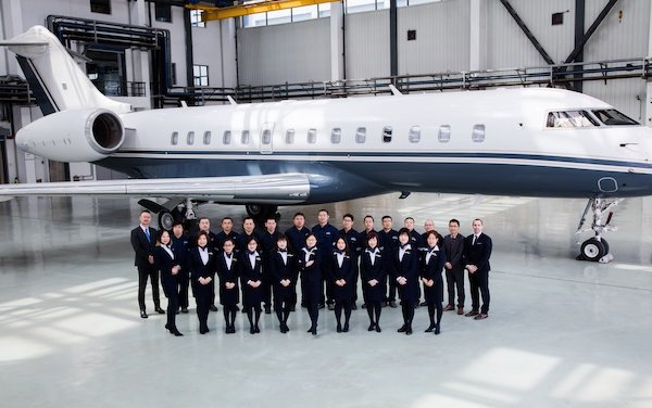 ExecuJet becomes Approved Maintenance Organisation for Bermuda and Aruba in China