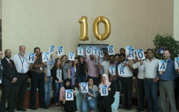 ExecuJet celebrates 10th anniversary of Dubai International Airport FBO