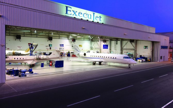 ExecuJet enhances maintenance support in the Middle East and India