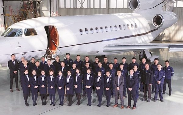 ExecuJet is growing in Asia Pacific and boosts heavy maintenance capabilities in China
