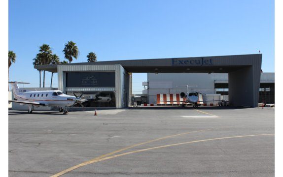 ExecuJet Opens Its First FBO in Mexico