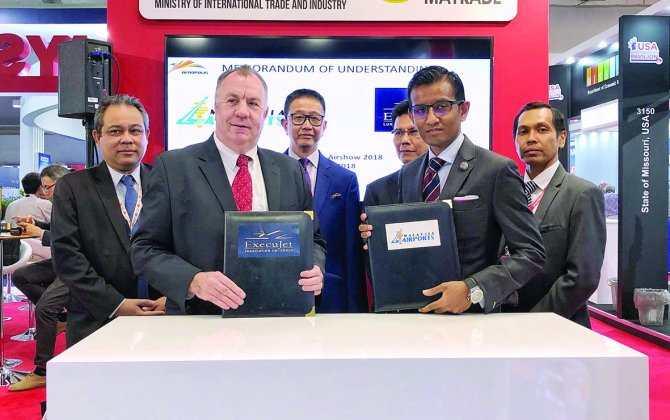 ExecuJet to establish new MRO facility in Malaysia
