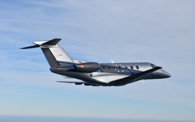 ExecuJet welcomes first Pilatus PC-24 to Africa