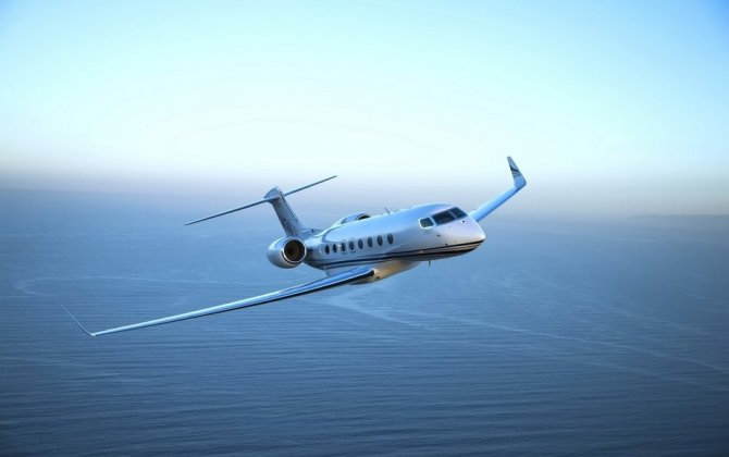 Executive travel: G650 aircraft is fast, long range and private