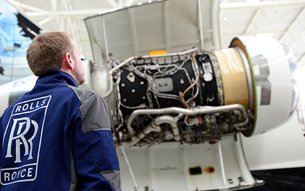 Expanded Rolls-Royce services infrastructure for business aircraft