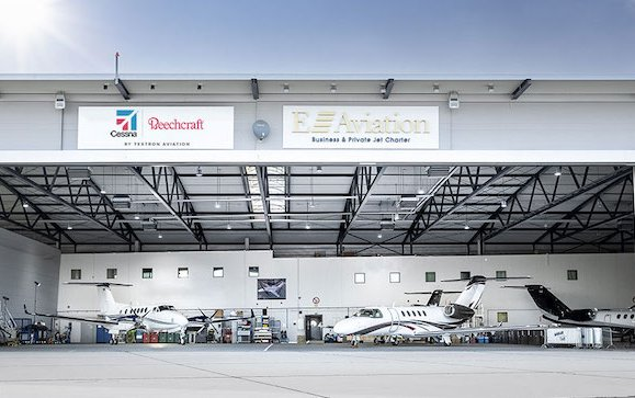 Expanded service capabilities in Germany for Textron Aviation