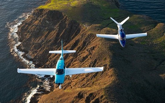 Expanded services for international customers by Cirrus Aircraft