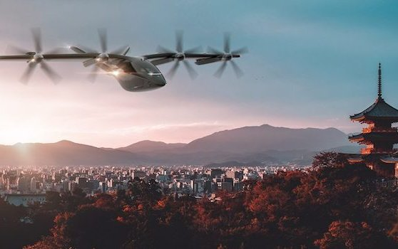 Explore the introduction of eVTOL aircraft in Japan - Vertical Aerospace &Marubeni Corporation pre-order option for up to 200 aircraft