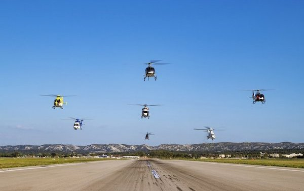 Extended aftersales helicopter support for military and governmental fleets