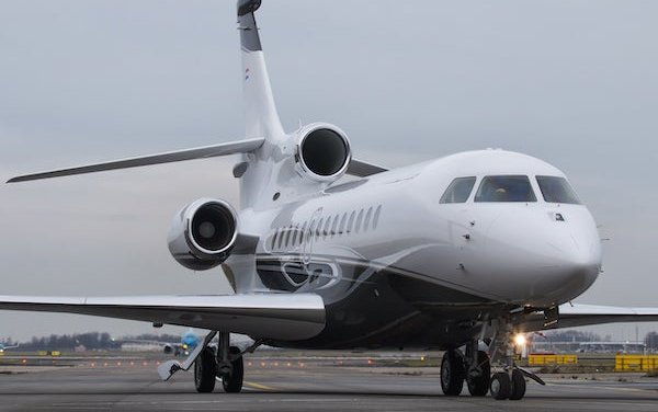 Exxaero expands and adds two Falcon 7X aircraft to its fleet
