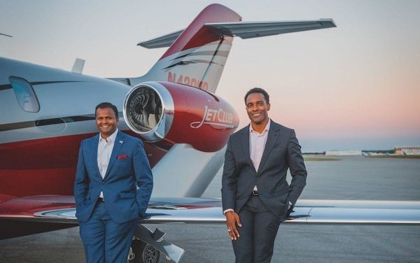 EY announced Glenn Gonzales and Vishal Hiremath of Jet It as an Entrepreneur Of The Year 2021
