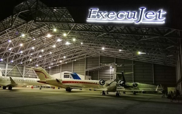 FAA approval  for ExecuJet Malaysia