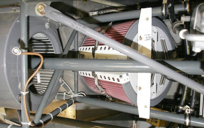 FAA Approves New Inlet Barrier Filter for Robinson R66