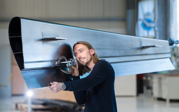 FACC and Airbus develop wings of the future - Wing of Tomorrow