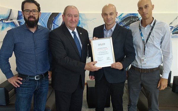 FACC became a new member of the aerospace industry association SPACE