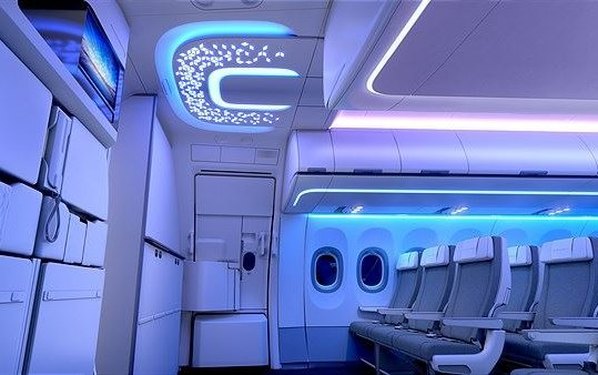 FACC delivers first entrance area for the new A320 Airspace cabin